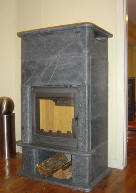 The Rockefeller Masonry Heater