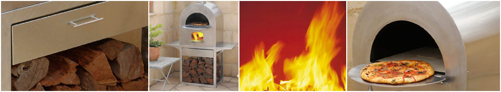 Wood Fired Bake Oven